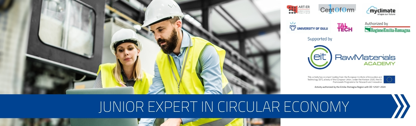 Junior Expert in Circular Economy